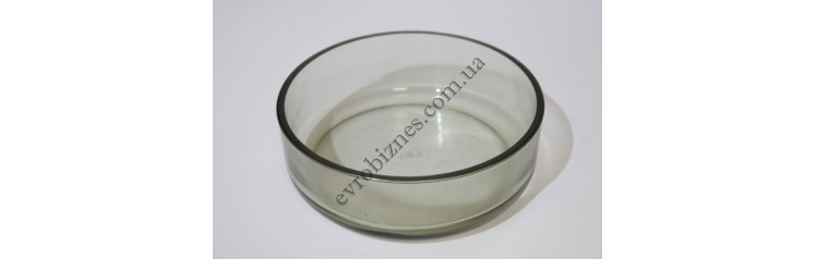 Чаша кристаллизационная, без носика, 180мм, Украина