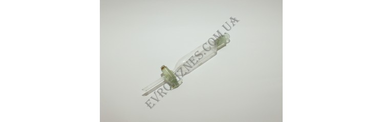Воронка ділильна циліндрична 60мл з скляним краном Україна